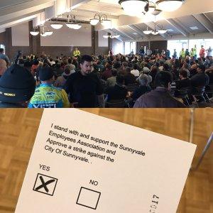 SEA Strike Vote